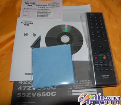 技术至上 东芝47zv650c液晶电视评测总结