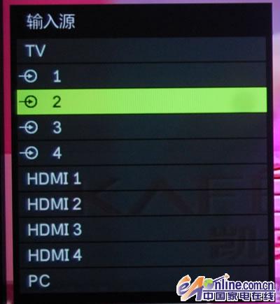 技术至上 东芝47zv650c液晶电视端口介绍