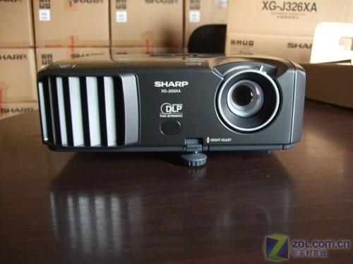 3200流明 夏普投影机j326xa仅售5699元