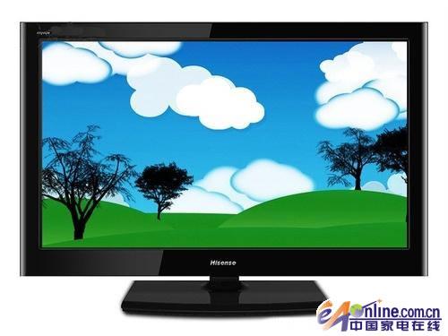 简约大方 海信42寸液晶电视仅售3499元
