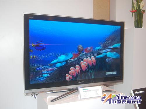 [现场]海信电器智能3dled液晶电视发布会