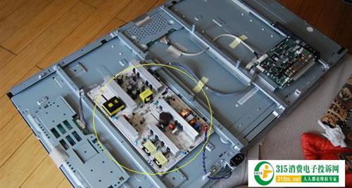 lg液晶电视电源板故障高发 维修方式迥异